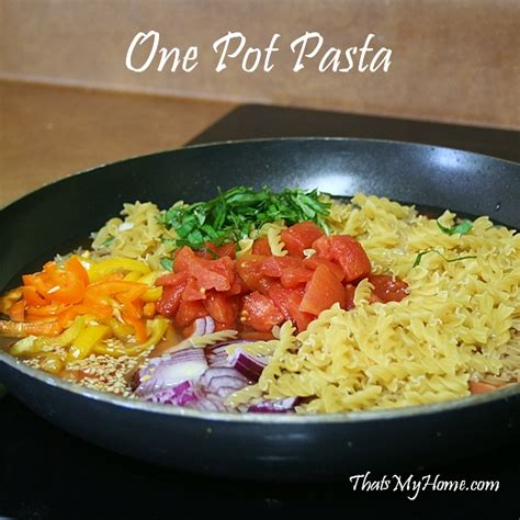 one pot recipies one pot pasta recipes food and cooking