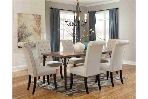 Dining Room Sets : Tripton Formal Dining Room Set