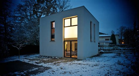 Cube Haus Kaufen by Cube Haus W 252 Rfel Haus Kubus Haus Container Haus