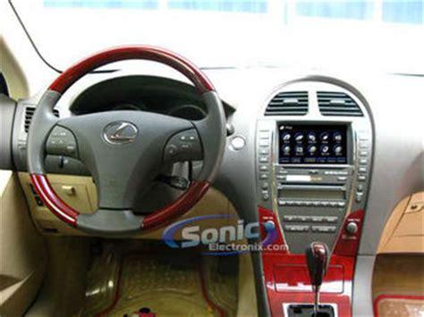 lexus es replacement car navigation monitor