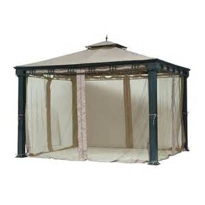 Sears Patio Furniture Canada by Canadian Tire 10 X 12 Urban Gazebo Model Number 88 0424