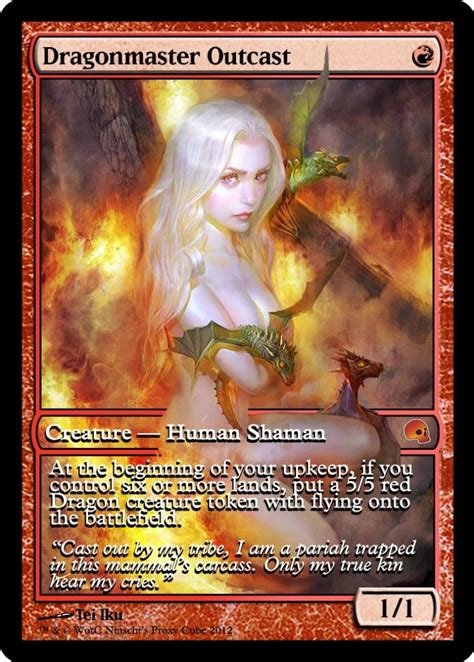 magic the gathering dragonmaster outcast deck 1000 images about mtg on magic the gathering