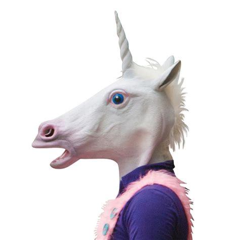 livraison cuisine masque tête de licorne à 35 95