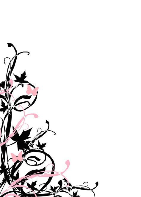 printable party invitations  black pink