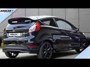 Ford Fiesta St Line Moteur : ford fiesta 1 0 ecoboost st line black 21 youtube ~ Maxctalentgroup.com Avis de Voitures
