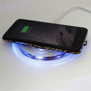 Iphone Wireless Charger : fantasy wireless charging pad iphone android ~ Jslefanu.com Haus und Dekorationen