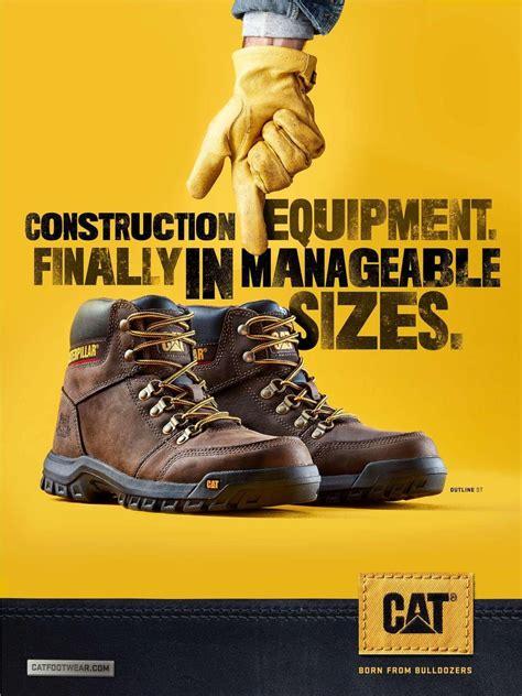 cat footwear  aheadcat footwear ads