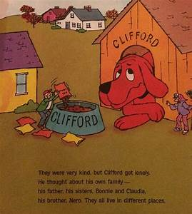 Cmv keeping clifford the big red dog as a private pet is for Big red dog food
