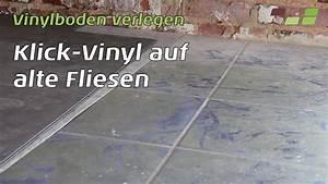 Vinylboden Auf Fußbodenheizung : vinylboden auf fliesen verlegen planeo klickvinyl youtube von vinyl auf fliesen fu bodenheizung ~ Watch28wear.com Haus und Dekorationen