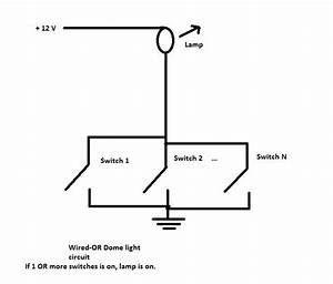 Car Interior Light Wiring Diagram