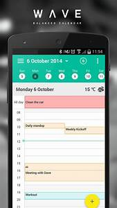 How To Make A Checklist Wave Calendar Soft For Android 2018 Free Download
