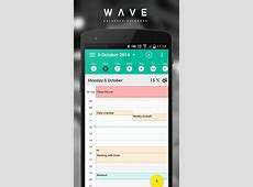 WAVE Calendar – Soft for Android 2018 – Free download