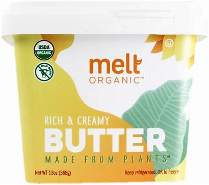 Melt Butter Organic Spread Buttery Plant Based