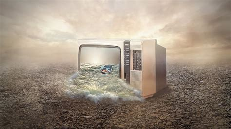 vintage tv art hd wallpaper wallpaperfx