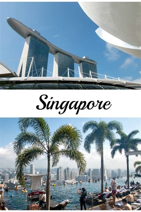 singapore  highest largest infinity pool