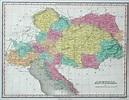 Map Of Austria Hungary 1900 - TravelsFinders.Com