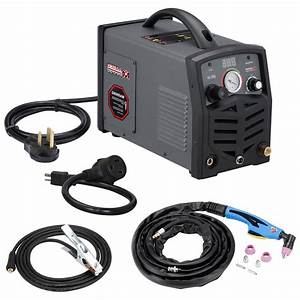 Amico 50 Amp Plasma Cutter 120  240v Dual Voltage