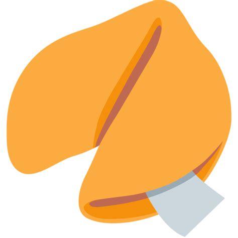 glueckskeks emoji glueckskeks