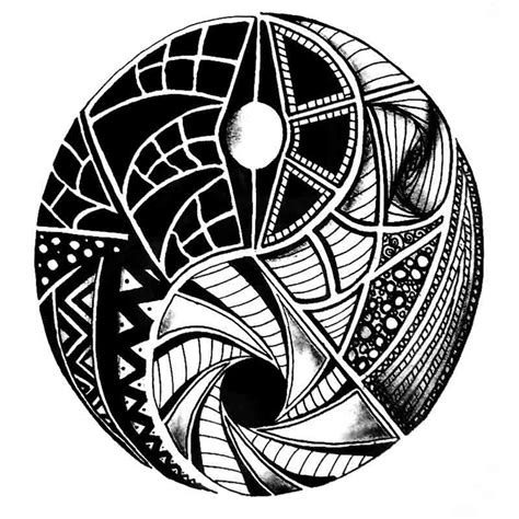 tatouage temporaire mandala yin  tempo tattoo