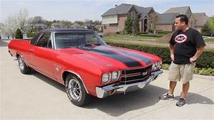 1970 Chevrolet El Camino Ss Classic Muscle Car For Sale In