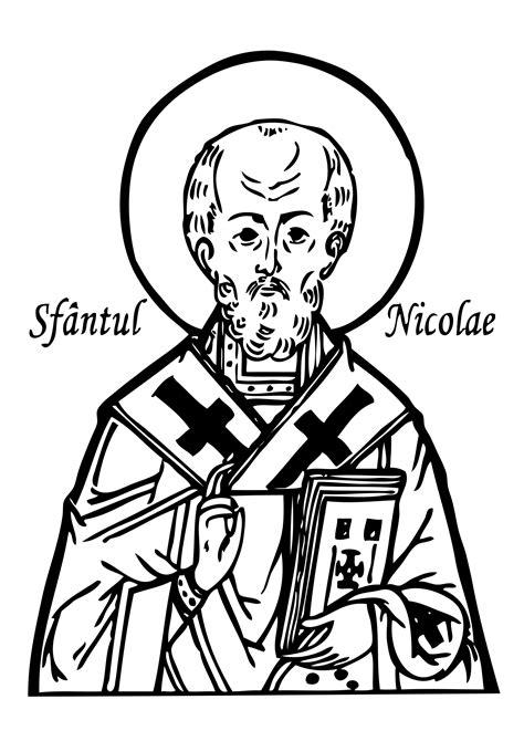 Clipart Saint Nicholas