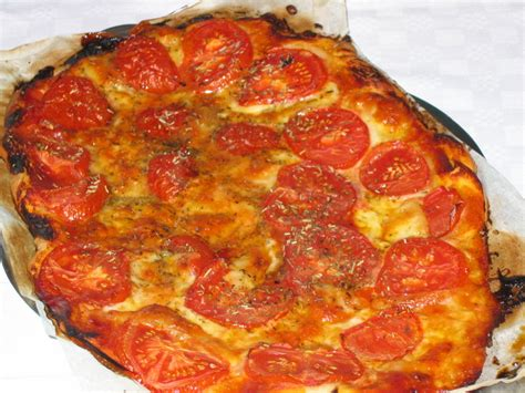 tarte sal 233 e tomates mozzarella jambon serrano les