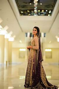Multi Colored Embroidered Pakistani Bridal Outfits ...