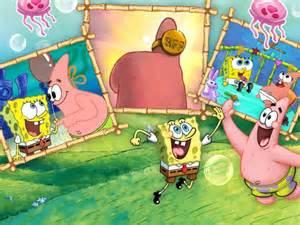 Patrick Spongebob SquarePants Games