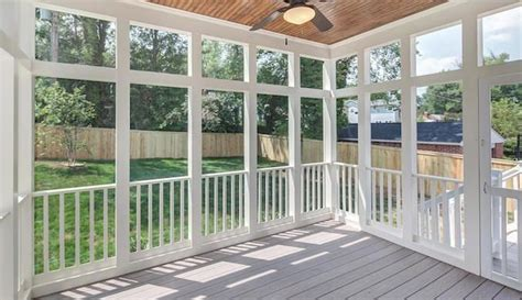 Pictures Of Porch by How To Choose Between A Screened Porch Or Sunroom Goglass