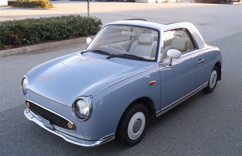 This Cute Nissan Figaro Is A Japanese Unicorn | Carscoops