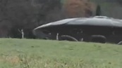 Real UFO With Aliens Caught On Camera - YouTube