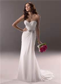 destination wedding dresses sheath sweetheart destination chiffon wedding dress with