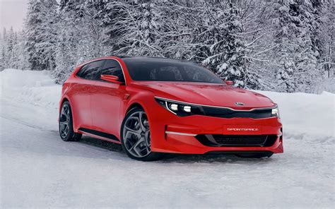 Kia Sportspace Concept (2015) Wallpapers And Hd Images