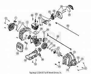 Troy Bilt Tb21ec 41adt21c966  41adt21c966 Tb21ec Parts