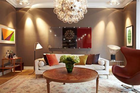 Idée Peinture Cuisine Moderne by Une Id 233 E D 233 Co De Salon Moderne Est Une Inspiration Pour L