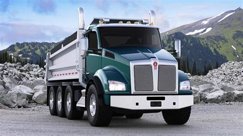 kenworth automatic allison auto available in kw t880