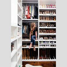 How To Organize Your Closet  Hadley Court Interior