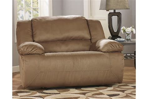 Large Armchair Loveseat by Oversized Recliner Furniture Homestore