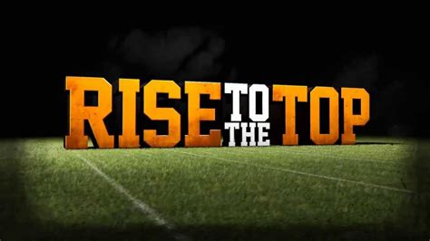 tennessee football intro  rise   top youtube