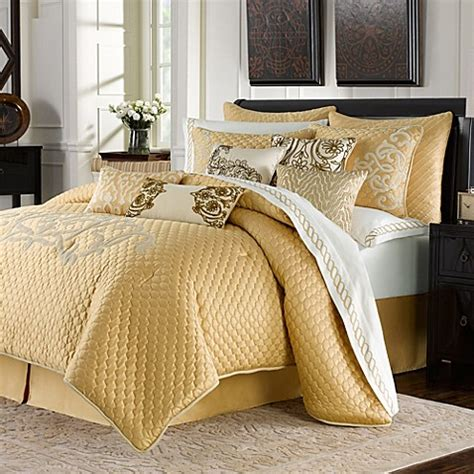 bombay 174 arden 4 piece comforter set bed bath beyond