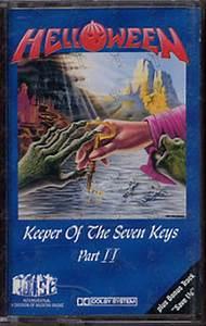 HELLOWEEN - Keeper Of The Seven Keys (Part II) (Audio ...
