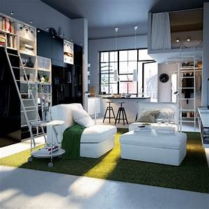 Wohnzimmer Einrichten Ikea : kleine wohnung einrichten praktische ideen von ikea ~ Sanjose-hotels-ca.com Haus und Dekorationen