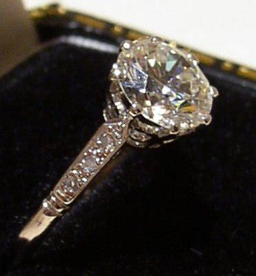 Modification Jewelry Uk by Pre Owned Solitaire Ring 1 53 Carats With