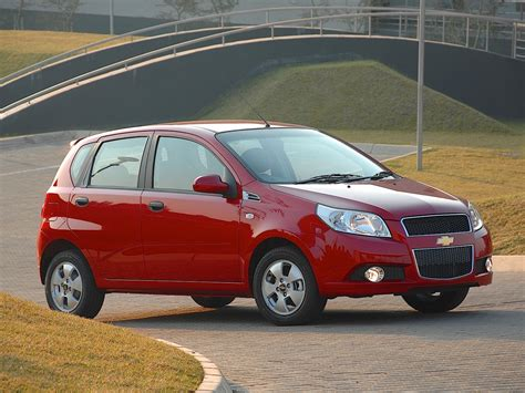 Maybe you would like to learn more about one of these? CHEVROLET Aveo/Kalos 5 Doors specs & photos - 2008, 2009 ...