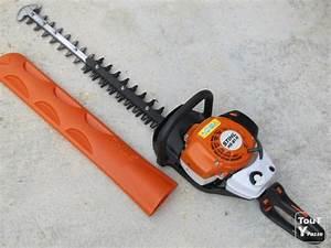 Taille Haie Stihl Hs 82 R : taille haie ~ Dailycaller-alerts.com Idées de Décoration