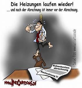 Abrechnung Heizkosten : nachzahlung von karicartoons medien kultur cartoon toonpool ~ Themetempest.com Abrechnung