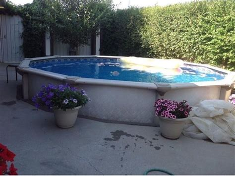 Above Ground Swimming Pool For Sale East Regina, Regina
