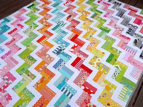 12 Ways To Bust Your Quilt Fabric Scrap Stash • Weallsew