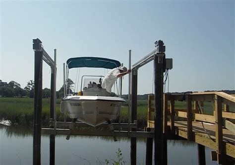 Boat Lift Questions by Another Boat Lift Question The Hull Boating And
