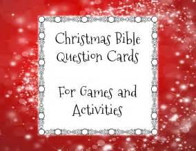 Free Printable Christmas Bible Study Lessons